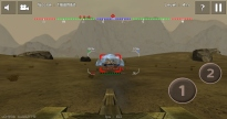 Armored Forces : World of War Download Game Screenshot #2