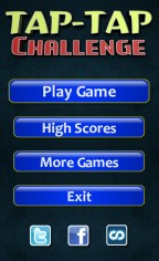 Tap Tap Challenge Download Game Screenshot #1