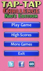 TapTap Challenge Kid's Edition Download Game Screenshot #1