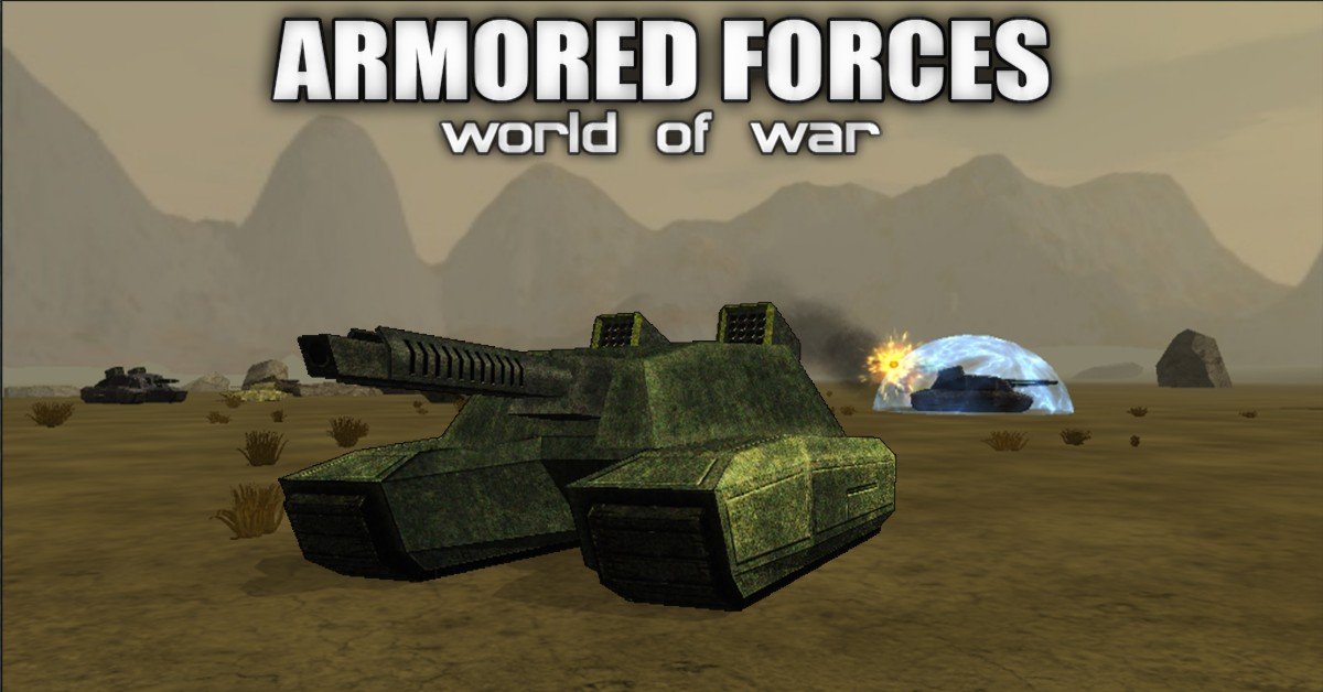 Windows 7 Armored Forces : World of War 1.3.314 full