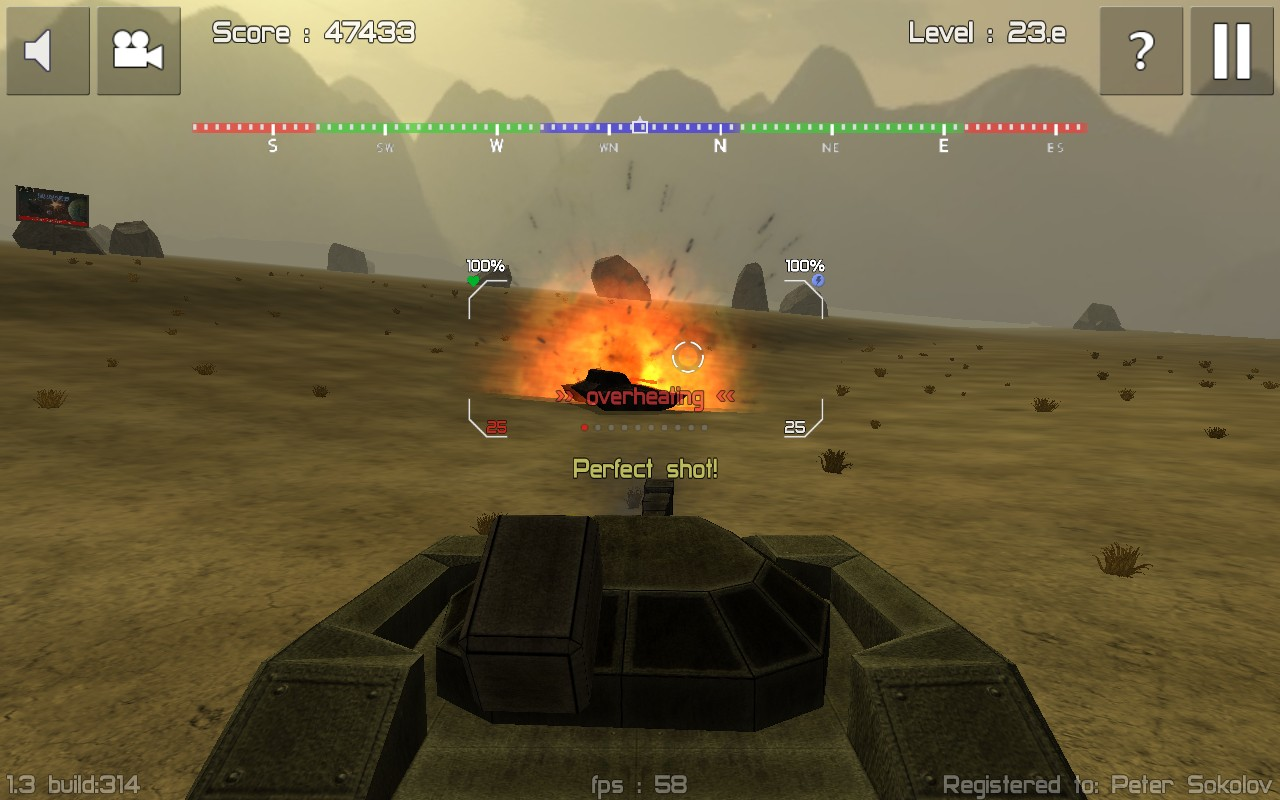 Armored Forces : World of War > Download Shooting Games by Warlock