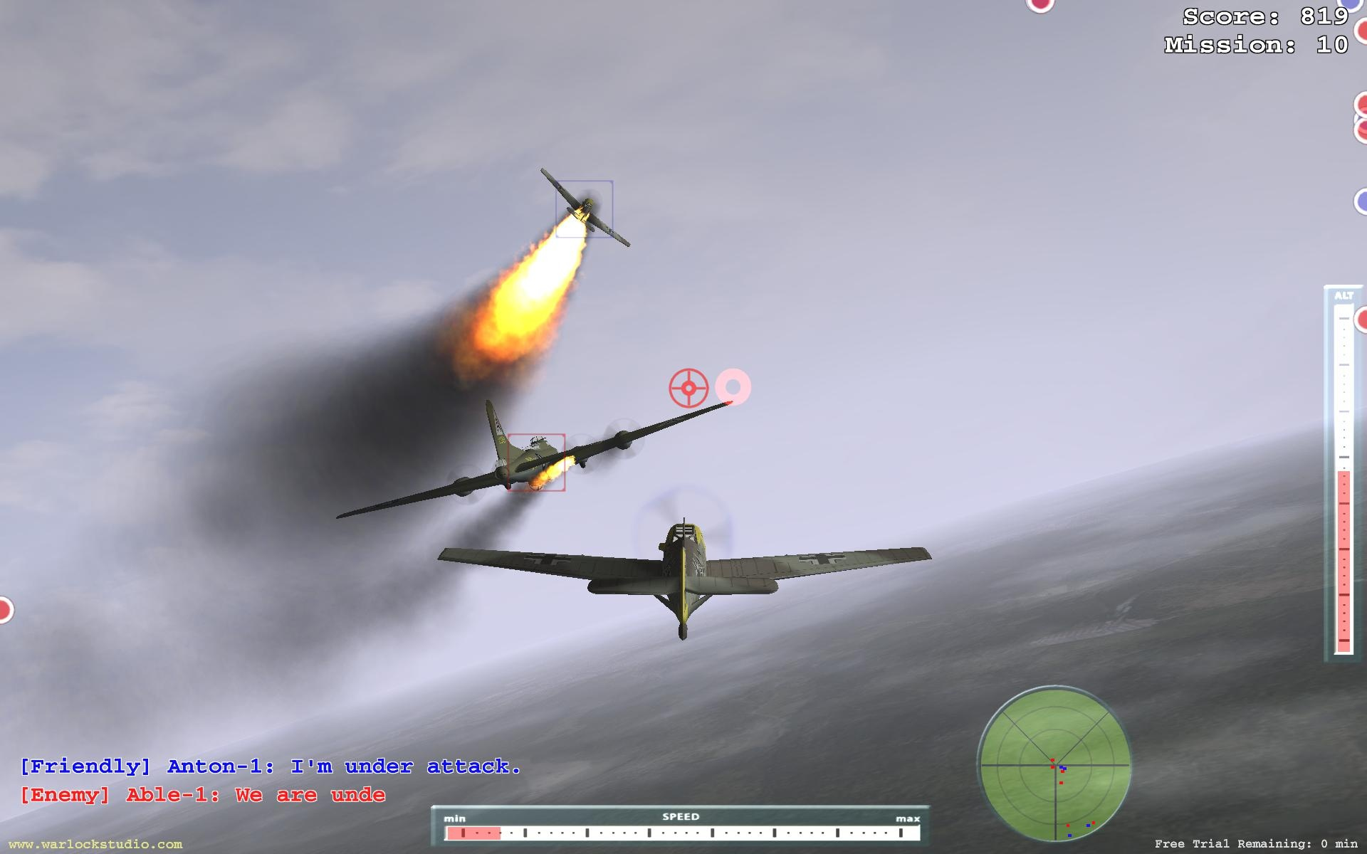 Plane Fighting Games >> Flight For Fight Download Shooting Games By Warlock Studio