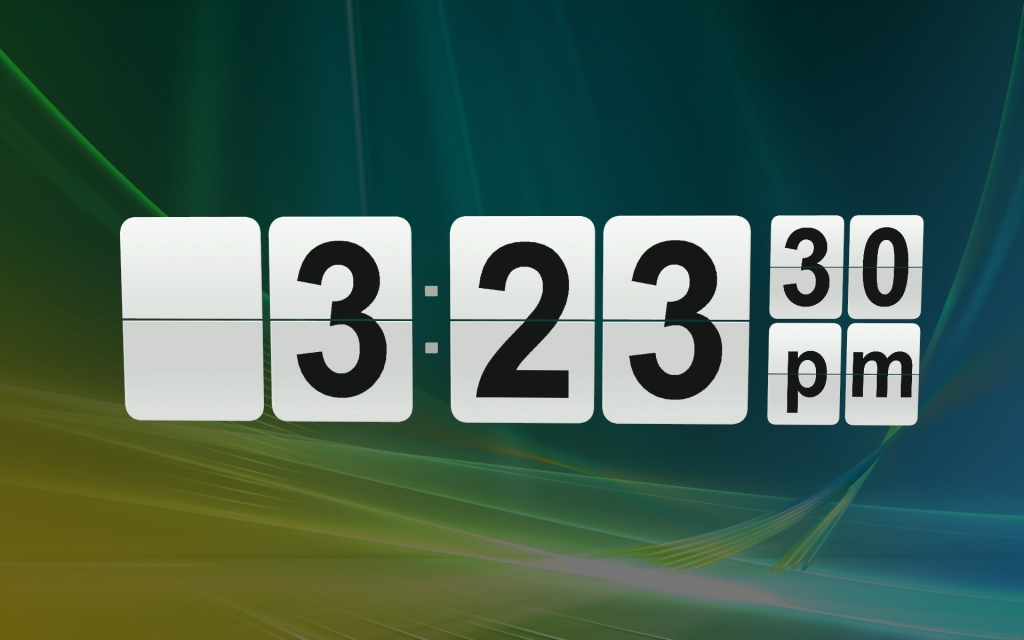 Screen clock 2.2 by jamessul