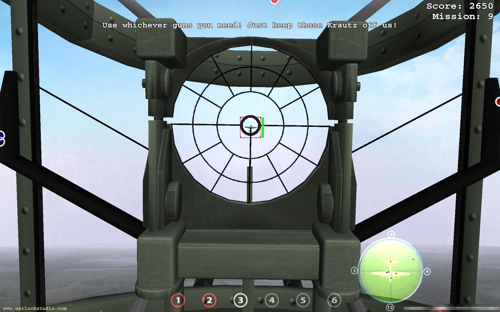 WW2 Tail Gunner > Download Shooting Games by Warlock Studio